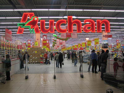 Auchan continua in Francia la sperimentazione di nuovi format: un nuovo store solo freschi previsto per marzo a Parigi