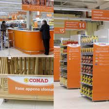 Conad oltre la crisi: +8 per cento di fatturato e quota di mercato all'11,1 %